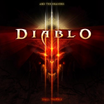 Diablo 3 splash screen