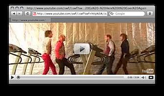 Youtube in Vollbild